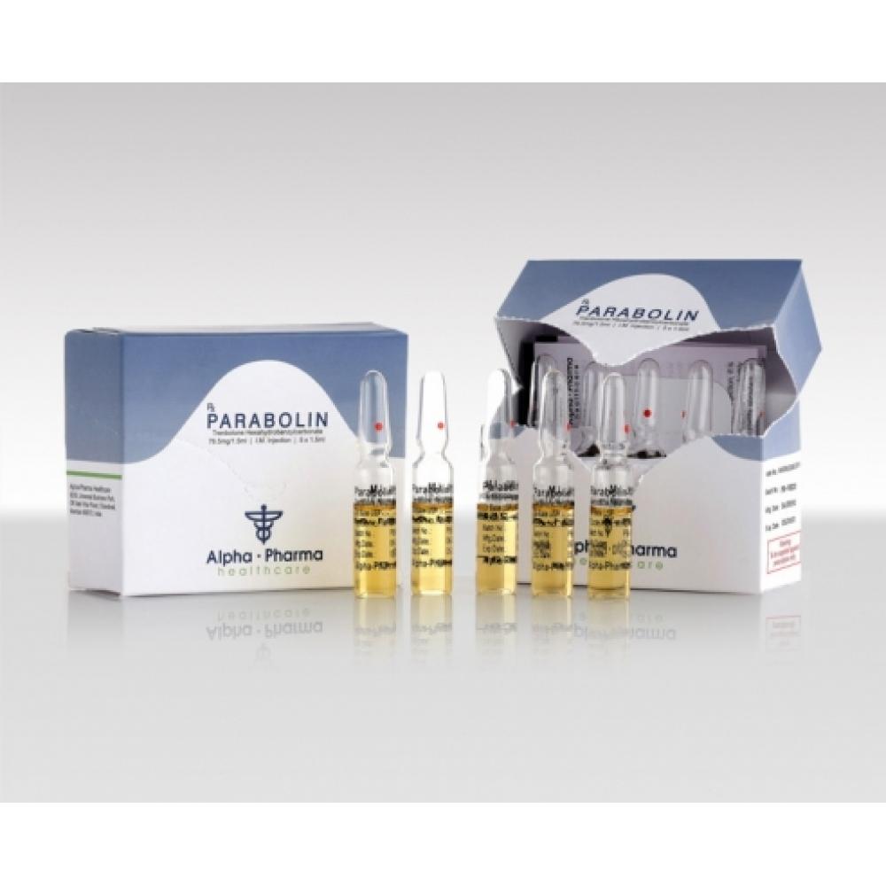Parabolin Alpha Pharma Achat En Ligne - Anabolic-Guru.com